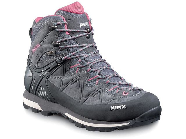 Meindl Tonale GTX Shoes Women anthracite/rosé